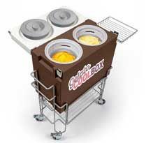 IFI Gelato Coolbox