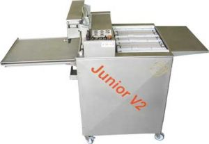 Belaugungsmaschine Junior V2