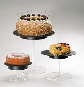 Kuchenplattenständer