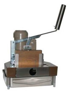 Schokospäne-Hobelmaschine
