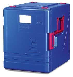 Transportbox BLU'BOX  52 Frontlader