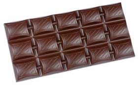 Tafel-Schokoladenform Creme