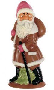Nikolaus mit Stock und Sack
