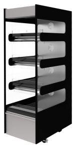 Wärmevitrinen Flexeserver mit 4 Bereichen