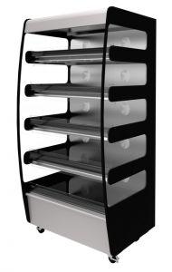 Wärmevitrinen Flexeserve mit 5 Bereichen