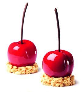 Silikonmatte Cherry
