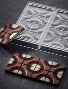 Tafel-Schokoladeform Target