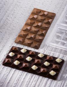 Tafel-Schokoladeform Moulin