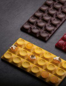 Tafel-Schokoladeform Bricks
