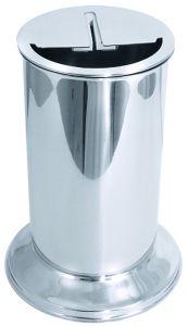 Abstreifbehälter für Tortenmesser