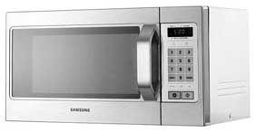 Mikrowelle Samsung semi-professionelles Kleingerät