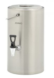 Getränkewärmebehälter Animo mit Dosierkipphahn, unbeheizt