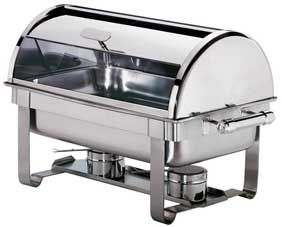 Chafing Dish mit Rolltop