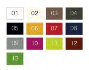 Farbige Seitenverkleidung zu Tellerwärmer BLANCO