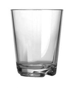 Trinkglas Kunststoff 2 dl