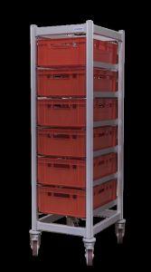 Behälterwagen Alu