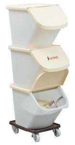 Zutatenbehälter 40 Liter ohne Deckel