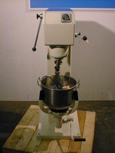 Einzelrührmaschine Kolb 40 lt (Symbolfoto)