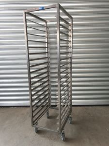 Lagergestell 230 x 50 x 152 cm